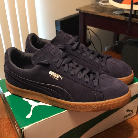 new style 4d6b2 b3633 Puma Suede Emboss
